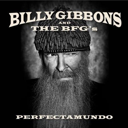 Carátula del nuevo álbum de Billy Gibbons