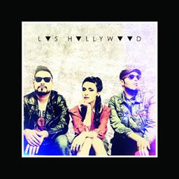 Carátula del nuevo EP de Los Hollywood