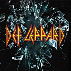 "Carátula del disco ""Def Leppard"""