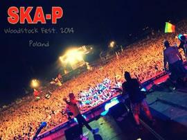 Carátula del nuevo disco de Ska-p