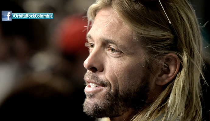 (17/02/1972) Nació Taylor Hawkins de Foo Fighters.