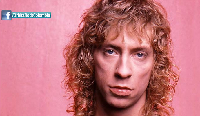 (18/02/1958) Nació Gar Samuelson ex Megadeth