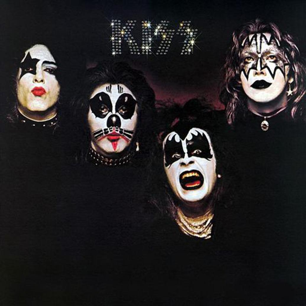 (18/02/1974) KISS presentó su primer trabajo discográfico