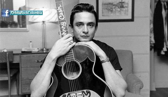 (26/02/1932) Nació Johnny Cash