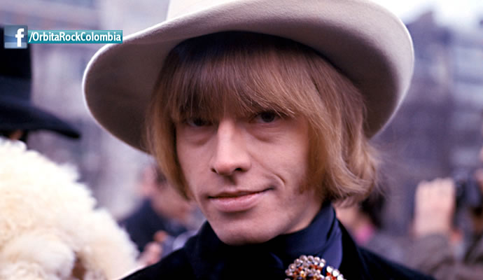 (28/02/1942) Nació Brian Jones de The Rolling Stones