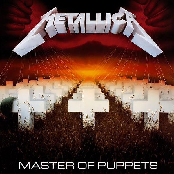 (03/03/1986) Lanzamiento Master Of Puppets de Metallica