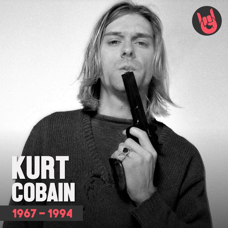 Feliz Cumpleaños Kurt Cobain
