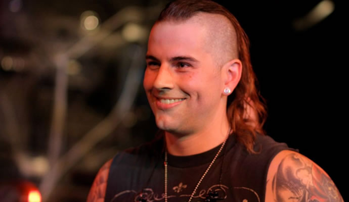 (31/07/1981) Nació Matthew Charles Sanders, vocalista de la banda de heavy metal Avenged Sevenfold