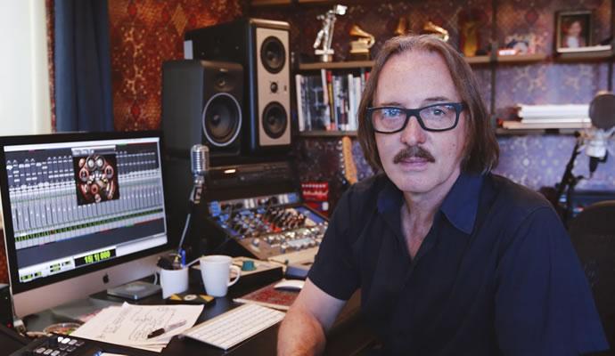(02/08/1969) Nació Butch Vig, baterista de Garbage y productor reconocido por su trabajo con Nirvana y Foo Fighters.