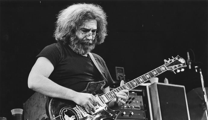 (09/08/1965) Murió Jerry Garcia de Grateful Dead