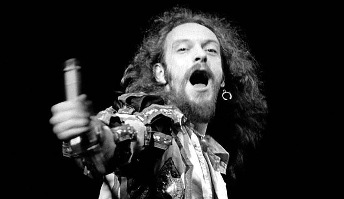 (10/08/1947) Nació en Escocia Ian Anderson de Jethro Tull