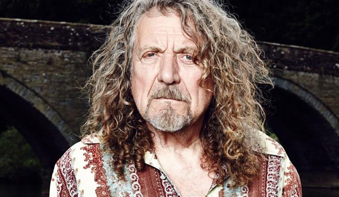 (20/08/1948) Nació Robert Plant