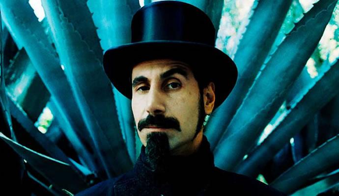 (21/08/1967) Nació Serj Tankian de System of a Down