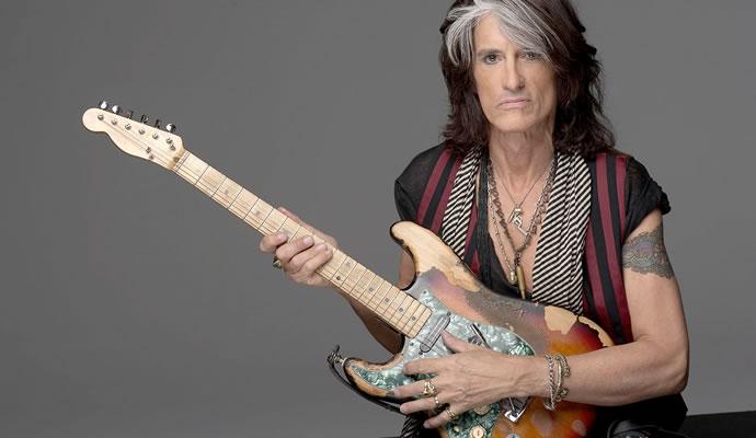 (10/09/1950) Nació Joe Perry de Aerosmith