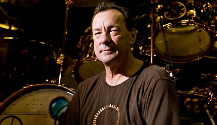 (12/09/1974) Nació Neil Peart de Rush.
