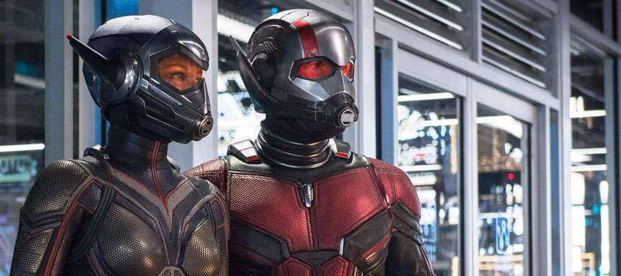 Saga Avengers: Ant Man and The Wasp (2018)