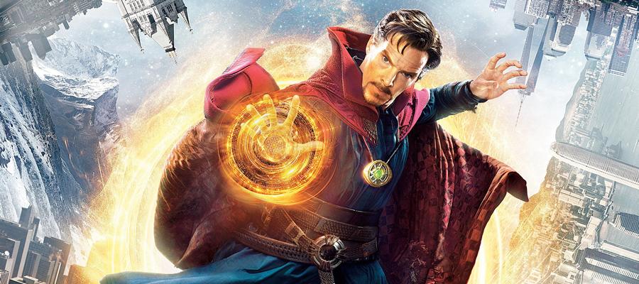 Saga Avengers - Dr. Strange (2016)