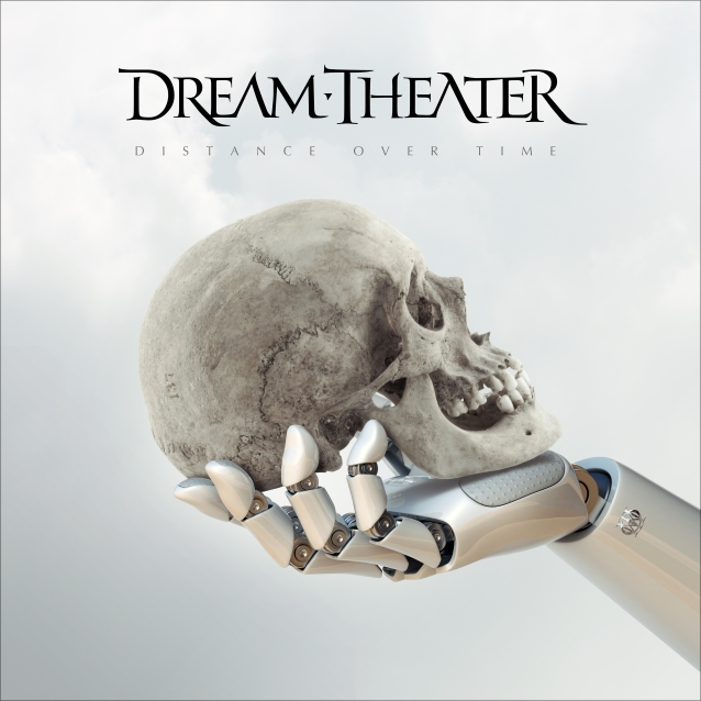 Carátula del nuevo disco de Dream Theater
