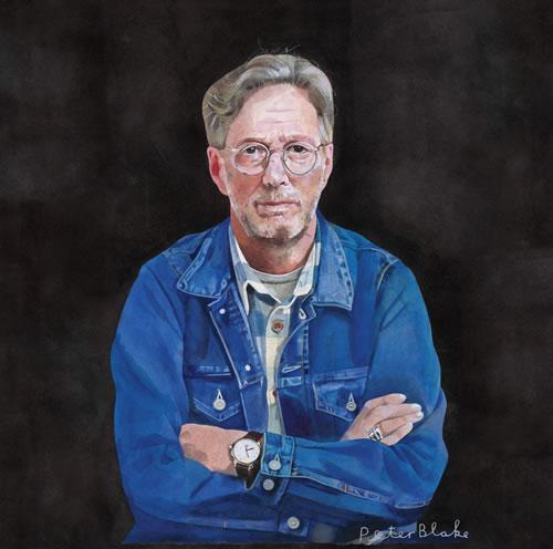 """Esta es la carátula del álbum """"I Still Do"""" de Eric Clapton"""