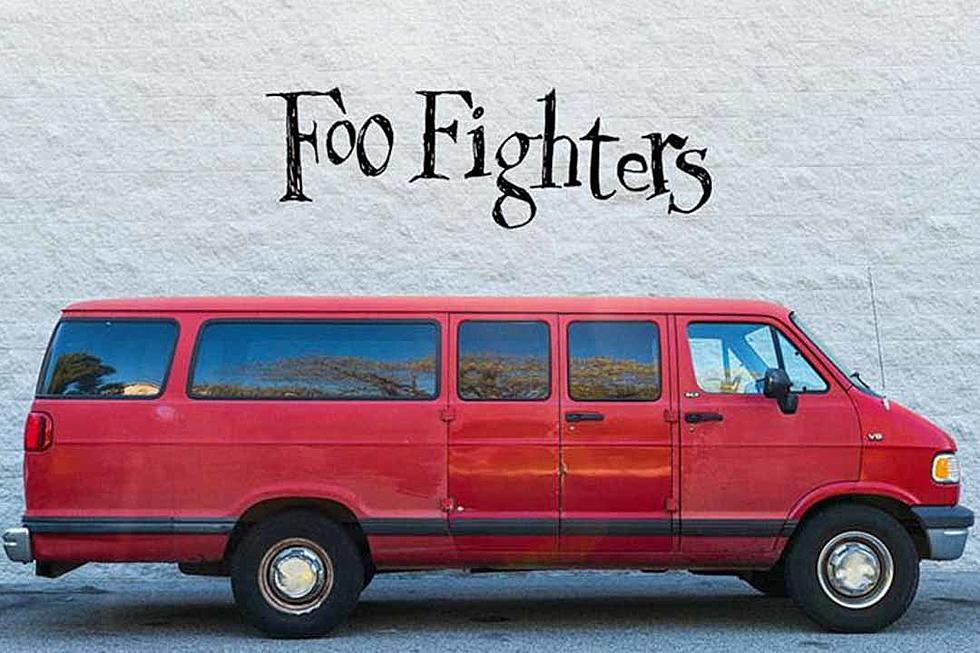Imagen del Van Tour 2020 de Foo FIghters