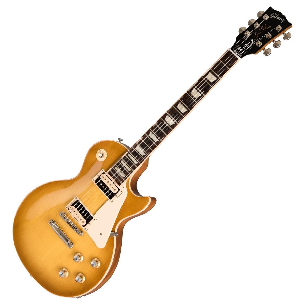 Guitarra Gibson Les Paul clásica