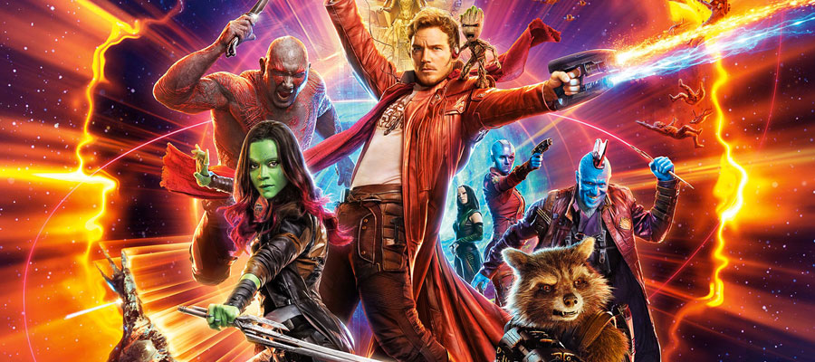 Saga Avengers: Guardians of the Galaxy Vol 2 (2017)