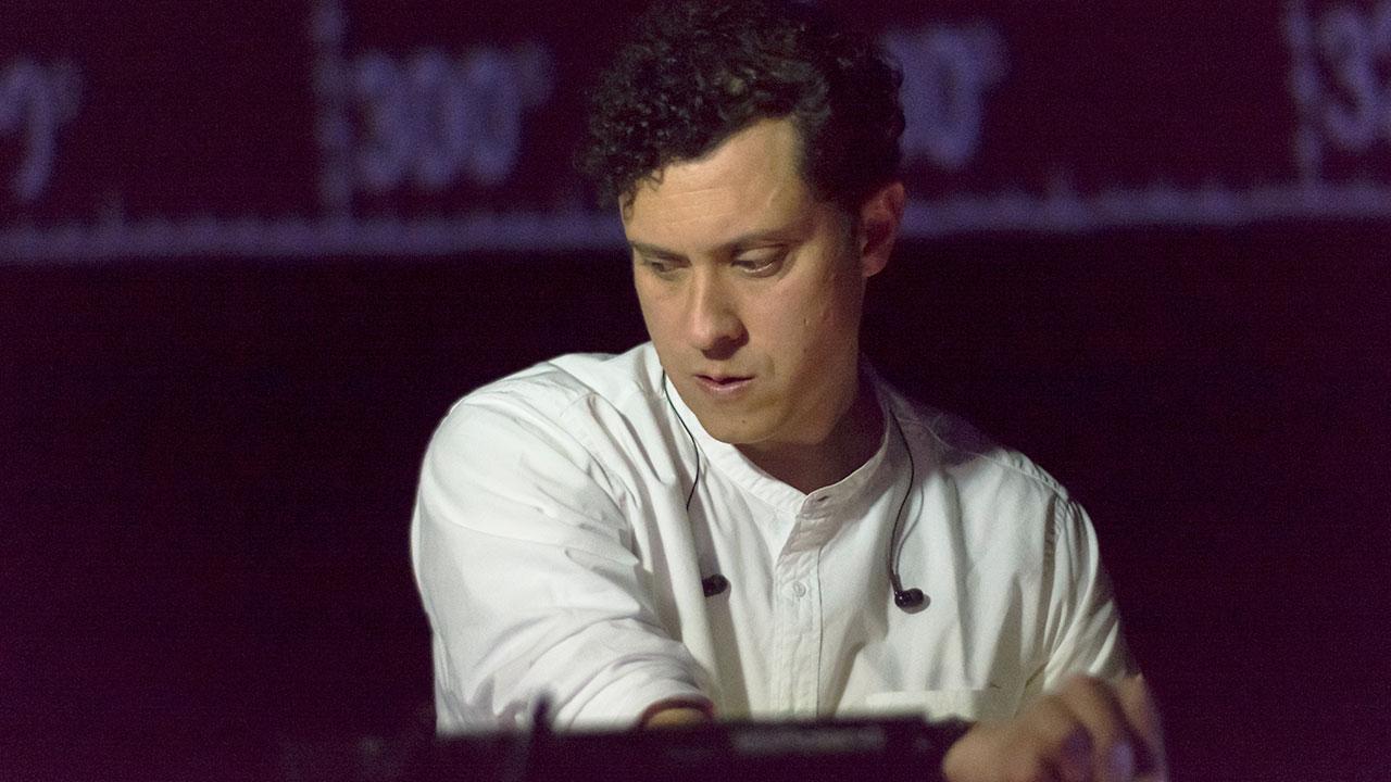 Julio Victoria, artista colombiano que estará en el Sónar Bogotá 2018