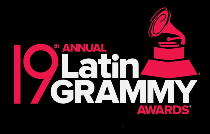 Logo oficial de los Latin Grammy 2018