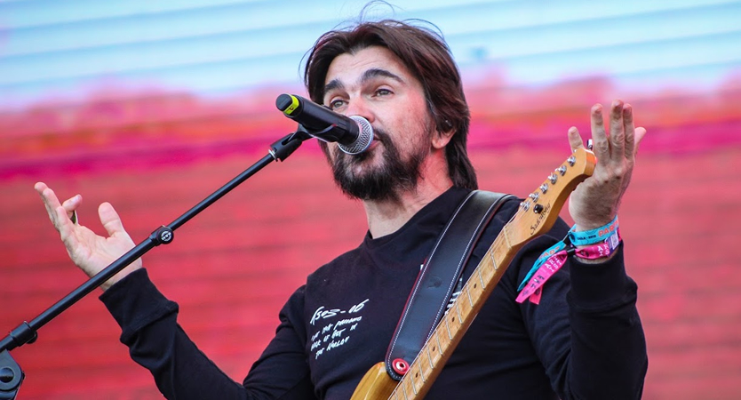 Juanes en Lollapalooza Chile 2019
