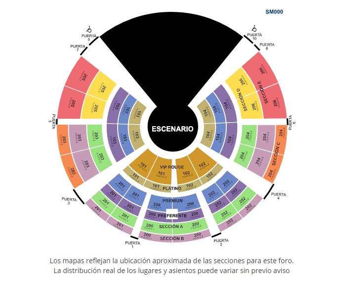 'AMALUNA': OBRA DEL CIRQUE DU SOLEIL; CONFIRMA SU PRESENTACION EN COLOMBIA
