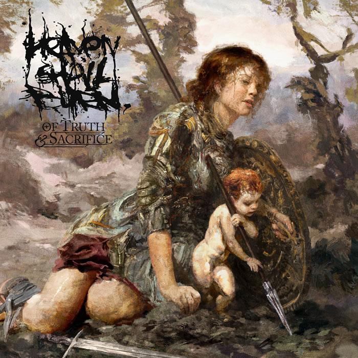 Esta es la carátula que tendrá el nuevo disco de Heaven Shall Burn