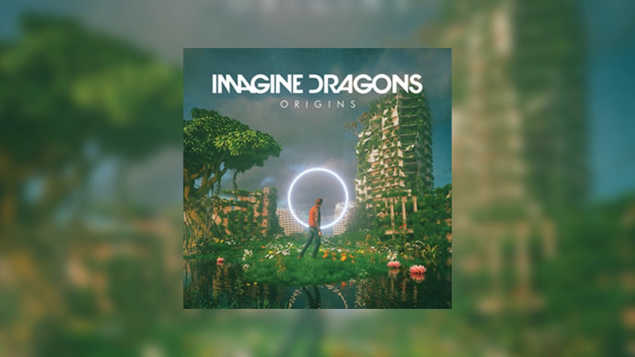 "Carátula del disco ""Origins"" de Imagine Dragons"