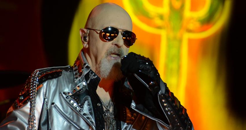 Judas Priest cerrando el Knotfest Colombia 2018