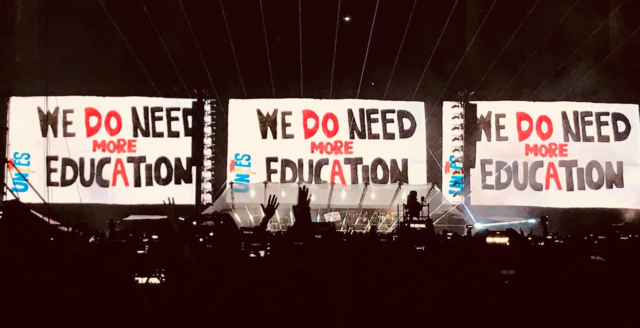 Mensaje de apoyo de Roger Waters al paro estudiantil colombiano