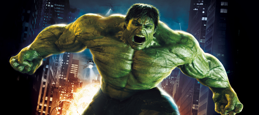Saga Avengers: The Incredible Hulk (2008)