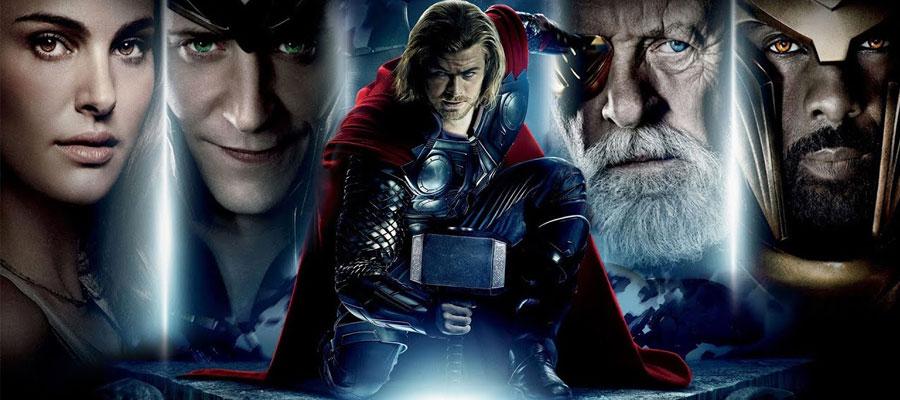 Saga Avengers: Thor (2011)