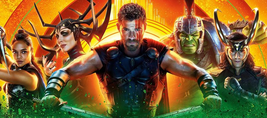 Saga Avengers - Thor Ragnarok (2017)