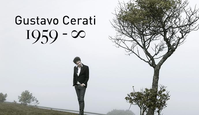 "Imagen de la carátula del disco ""Cerati - Infinito"""