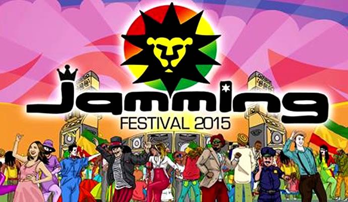 Imagen del Jamming Festival 2015