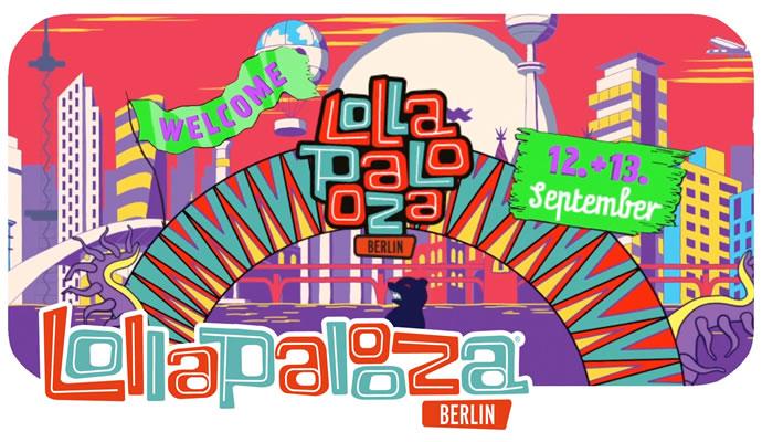 Imagen de Lollapalooza Berlin