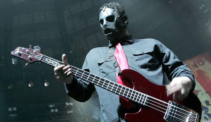 Paul Gray, bajista de Slipknot fallecido en mayo de 2010