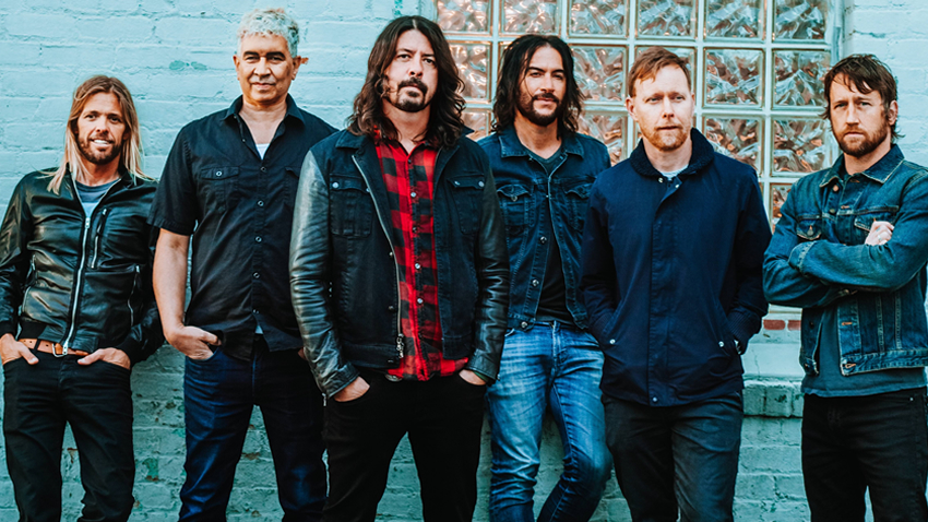 Foo Fighters confirma concierto en Costa Rica
