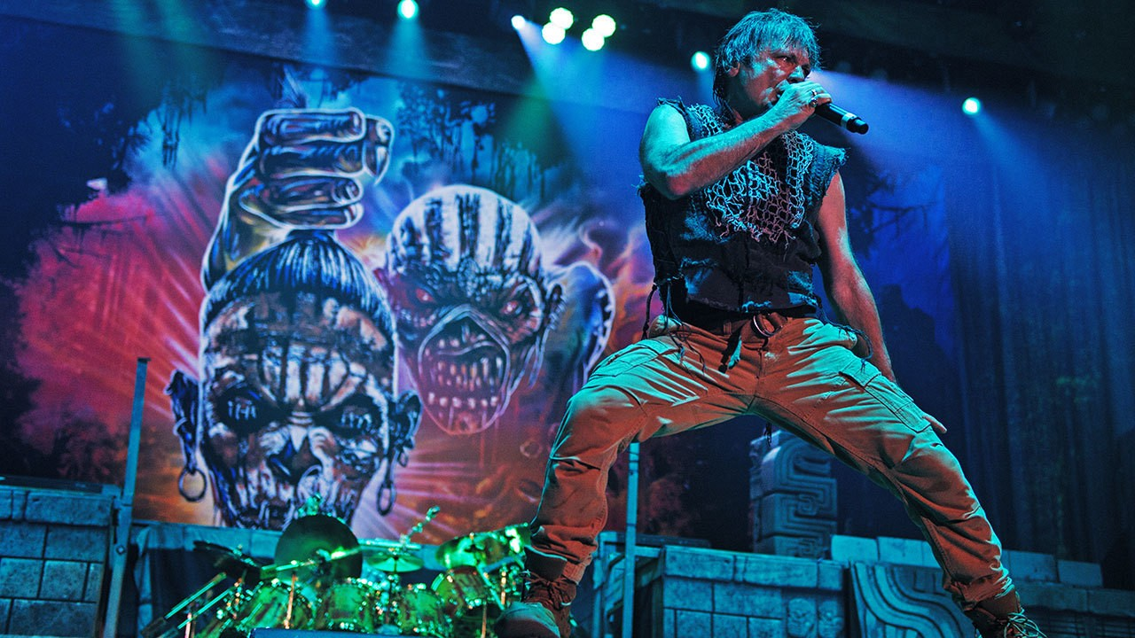 Iron Maiden regresa a Latinoamérica en 2019