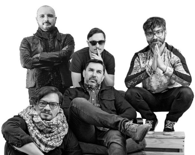 El Rito Soda Stereo, banda tributo