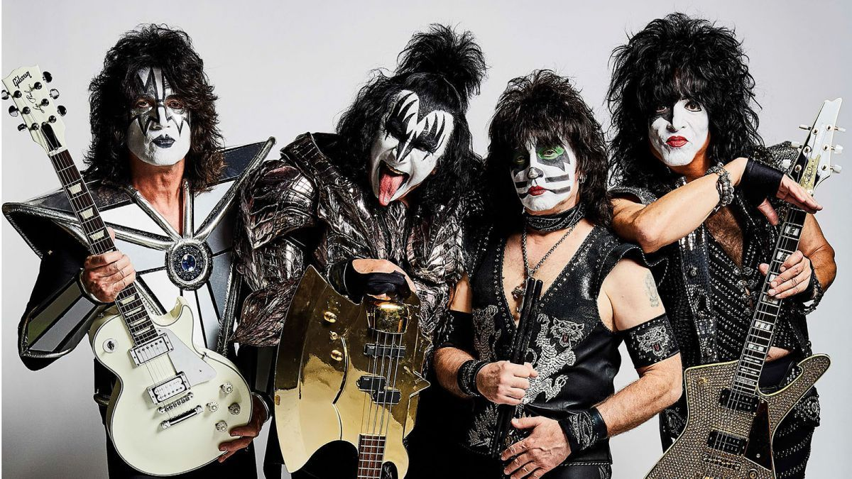 Kiss regresa por tercera vez a Colombia en abril de 2020