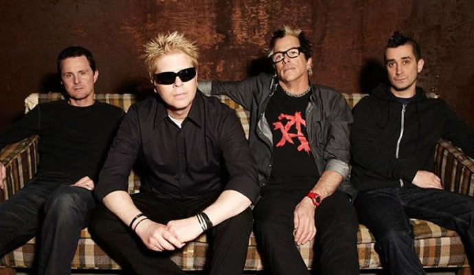 The Offspring estará en la primera edición del Rock & Shout Festival