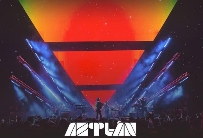 Zoé presenta su nuevo álbum Aztlan en Bogotá