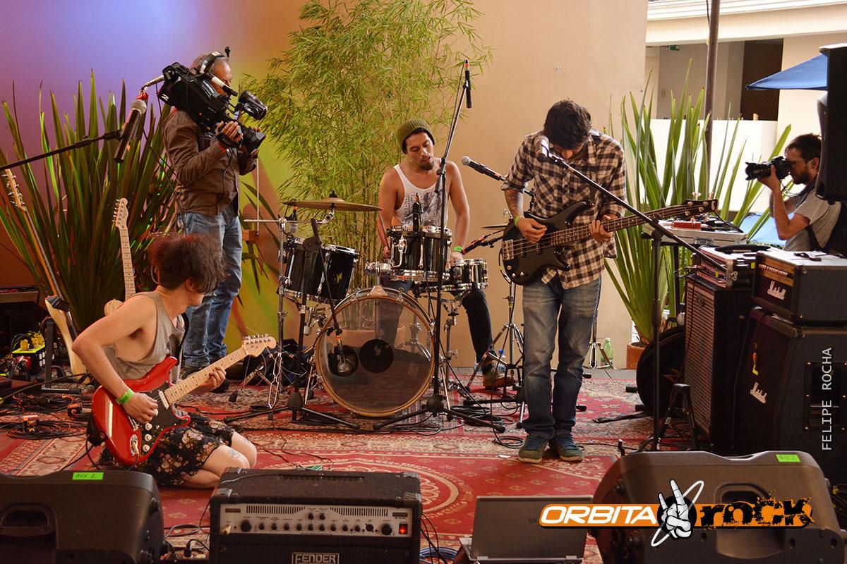 Whites en el Festival Centro 2016