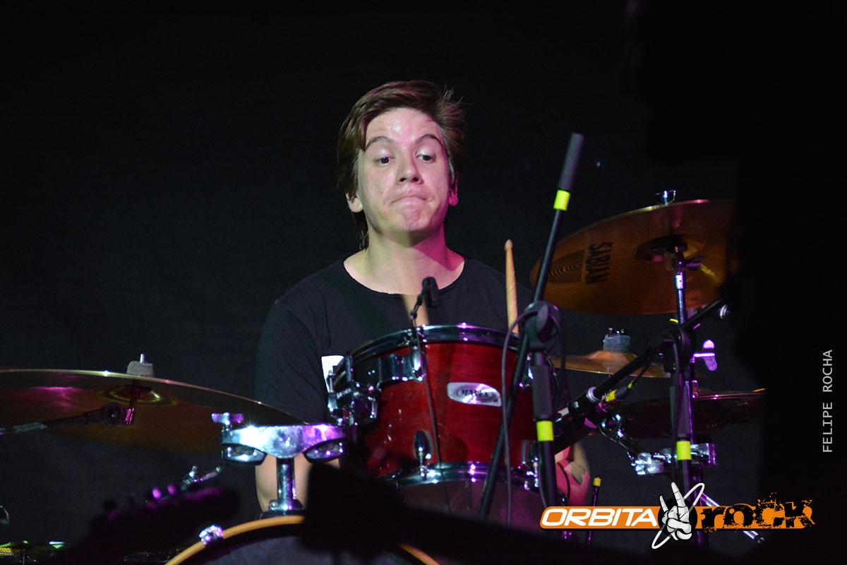 Dante en el Festival Centro 2016