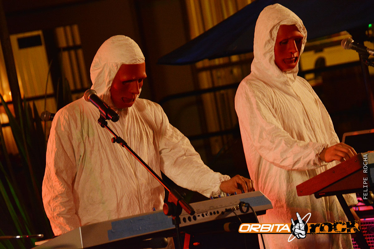 Narcos en el Festival Centro 2016